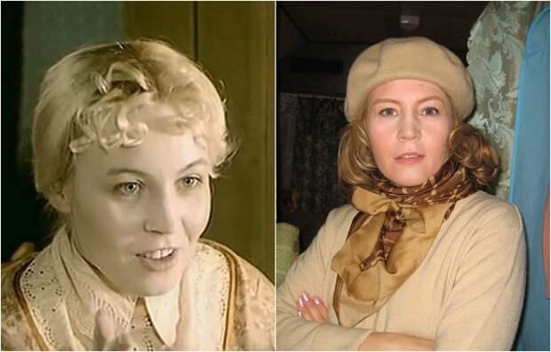 Российская актриса театра и кино сыграла небольшую роль в сериале.