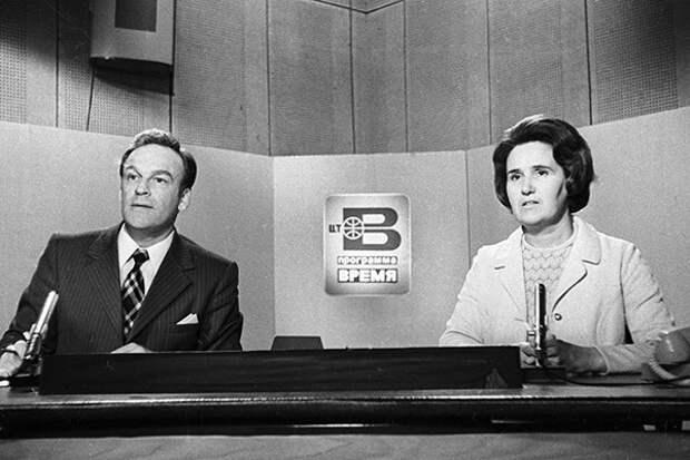 Вспомним ведущих Советского телевидения СССР, ведущие, история, телевидение, факты