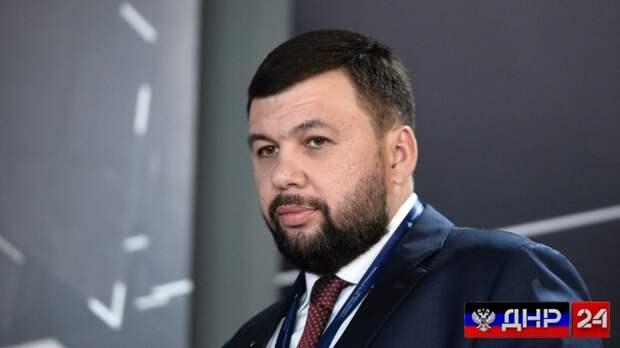 Глава ДНР не исключил возможности обратиться за помощью к России