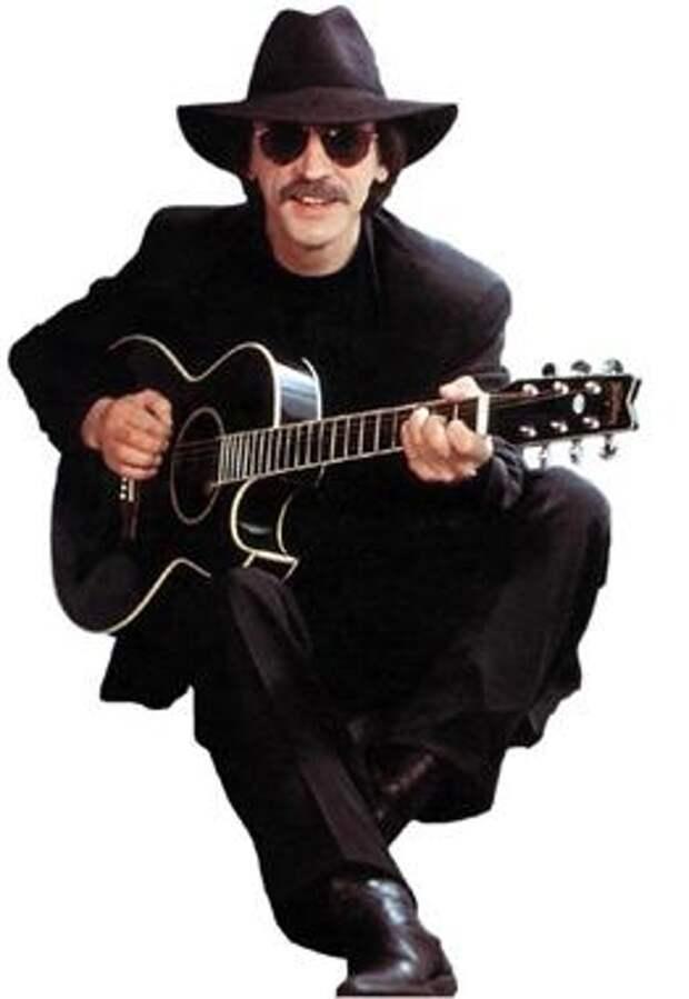 Михаил Боярский и гитара.