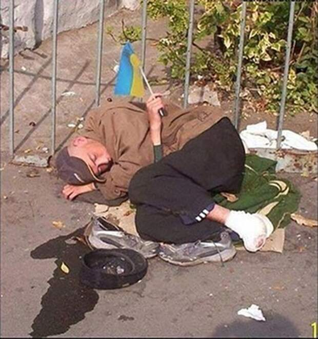 Украина-2020: политический энурез с кровью, слезами и цинизмом