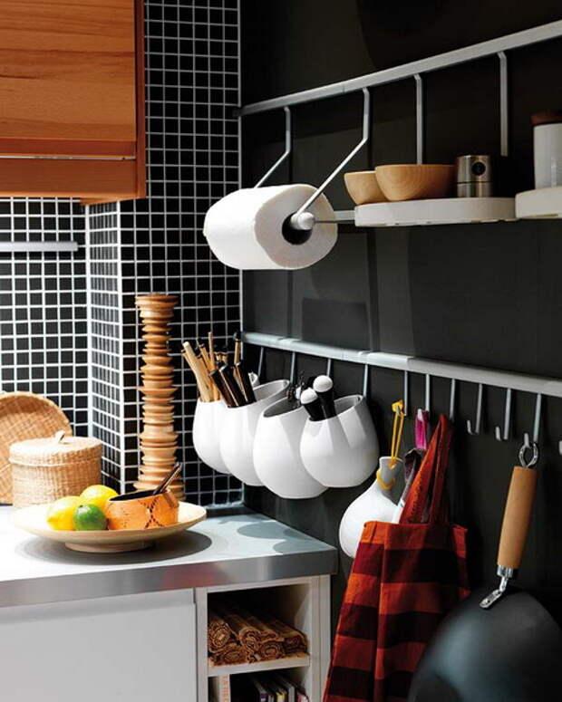 Рейлинги для кухни фото 1