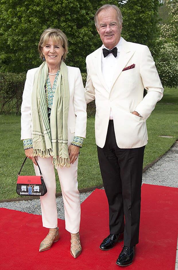 Как на самом деле одеваются жёны миллиардеров