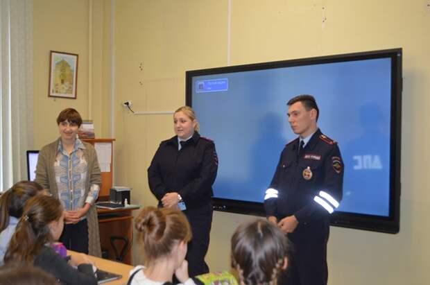 На севере Москвы прошёл урок безопасности