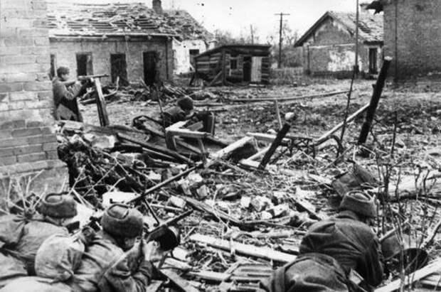 Вещи погибшего за Сталинград бойца передали его внучке