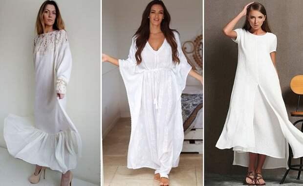Лето в стиле бохо: одежда для настоящих модниц