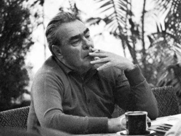 Фото: эпоха Брежнева