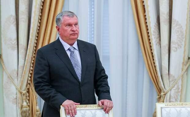 Сечин хоронит сланец, а заодно рубль и путинскую Конституцию