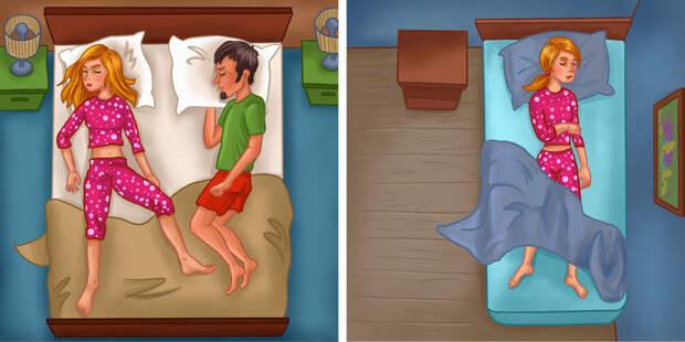 10 правил гигиены сна, после освоения которых вы будете спать без задних ног