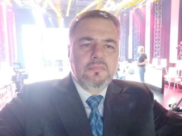 Коцаба рассказал, как Нацсовет наказал журналистов на Украине за показ Парада Победы