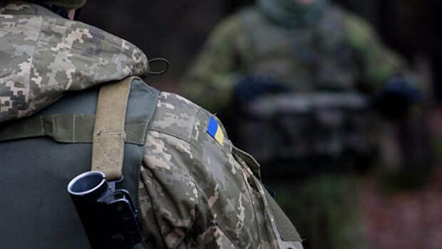 Снайпер ВСУ открыл огонь подетям под Донецком