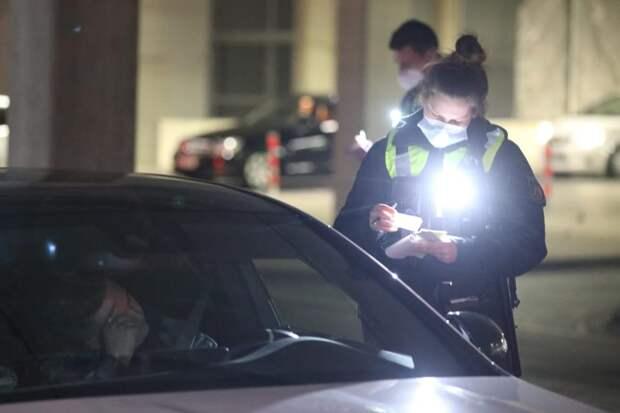 Новые карантинные правила в Германии: запрет на вождение после 22:00