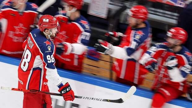 ЦСКА — снова лучшая команда страны. Не дали «Авангарду» закончить камбэк с 0:3 и возглавили таблицу КХЛ