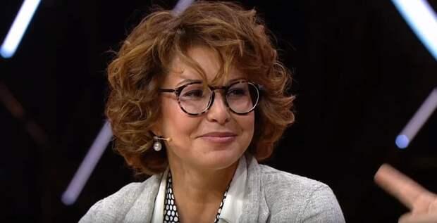 Наталья Негода в 56 лет