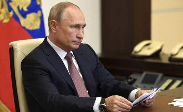 Путин выдвинул неожиданную версию отравления Навального, — Monde   Русская весна