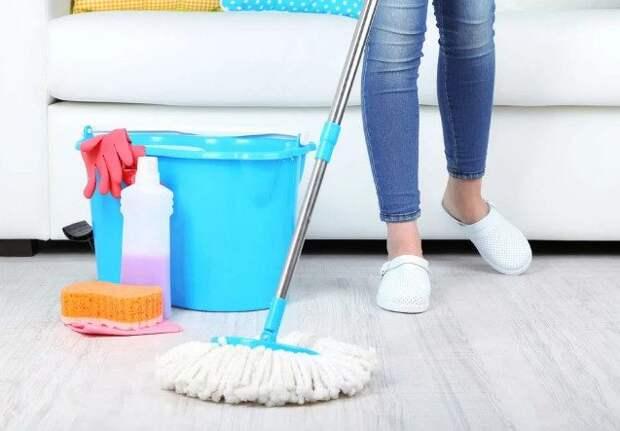 Как нужно мыть полы в доме, чтобы не накликать чего-нибудь нехорошего?