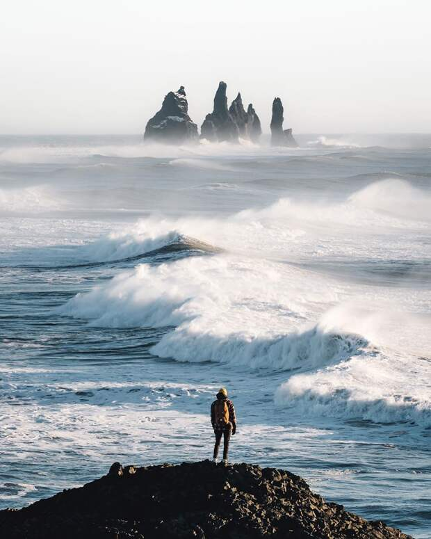 Дух путешествий на снимках Лео Томаса