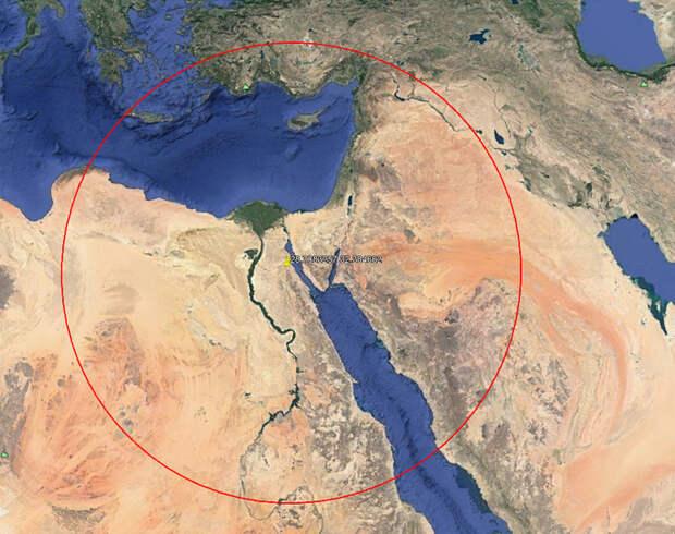 Израиль в шоке от поставки российской РЛС «Резонанс-НЭ» Египту