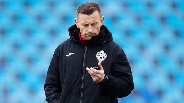 ЦСКА до сих пор не подписал контракт с Оличем, но тренер уже решил, кто войдет в его штаб