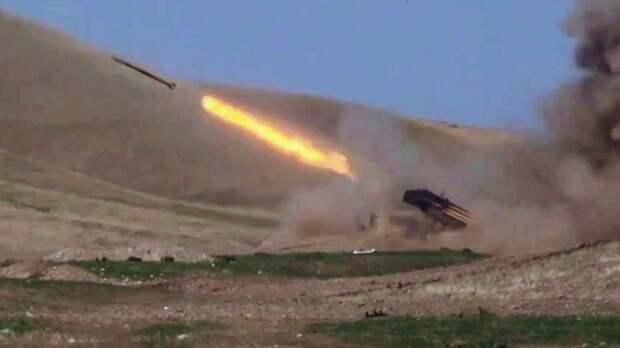 Весь мир призывает к миру в Нагорном Карабахе, Эрдоган – к войне