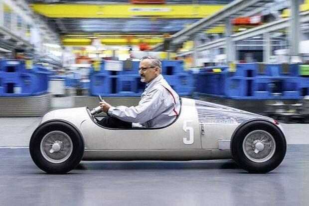 Auto Union Type C авто, игрушка, копия, миниавтомобиль, моделизм, модель, самоделка, своими руками