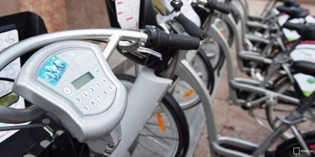Жители Печатников смогут арендовать велосипед по льготной цене в честь праздника