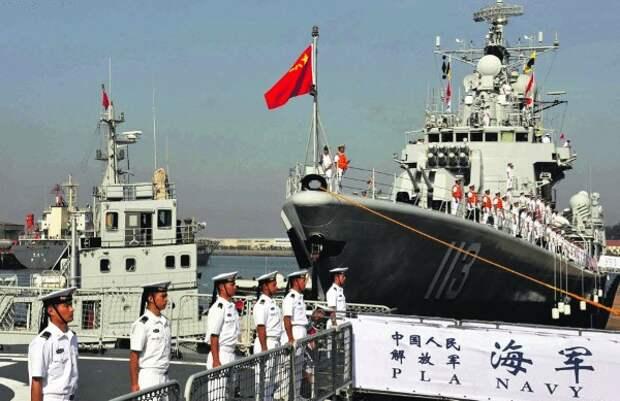 CNN: Коронавирус вВМС США даёт Пекину возможности вЮжно-Китайском море