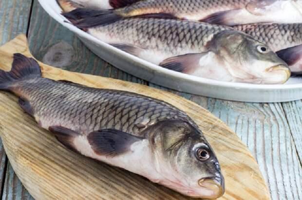 Самый лучший способ жарки рыбы! Готовим карасей без костей, чтобы не было мучительно больно
