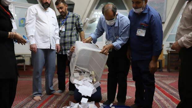 Рухани: победитель президентских выборов в Иране уже известен
