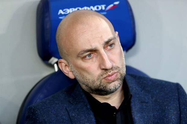 «Чайка» объявила о расторжении контракта с главным тренером Адиевым