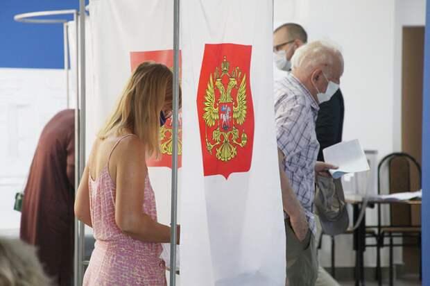 На Кубани явка на выборы достигла 53 процентов