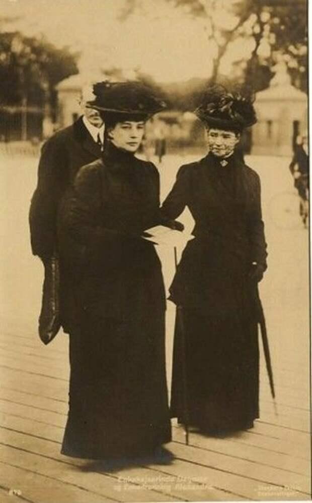 Мария и Александра
