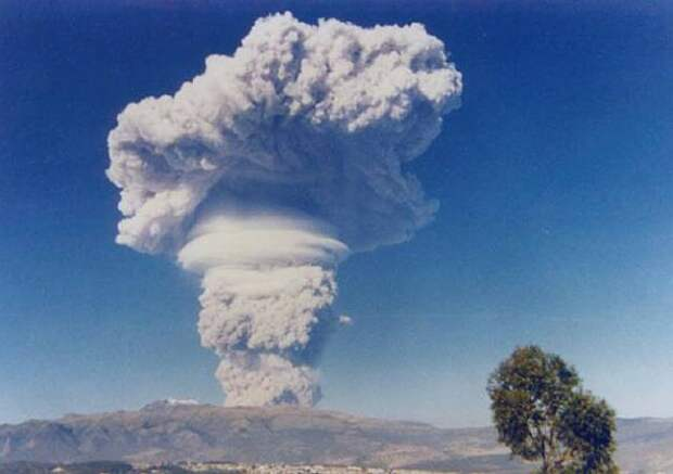 как увидеть вулкан