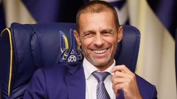У УЕФА пока нет решения по судьбе участников Суперлиги в текущем евросезоне