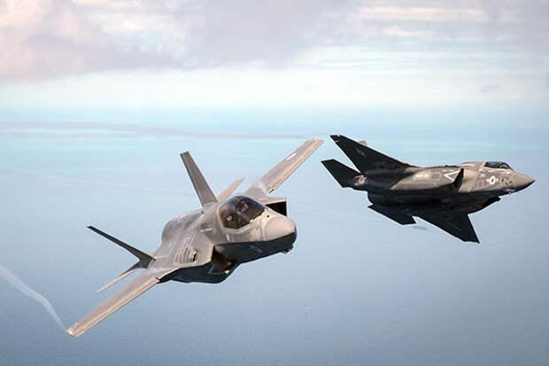 Military Watch: Последний министр обороны Трампа ненавидит истребитель-невидимку F-35