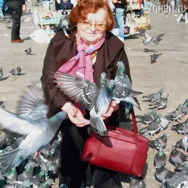 Большое горе: Екатерина Стриженова потеряла мать