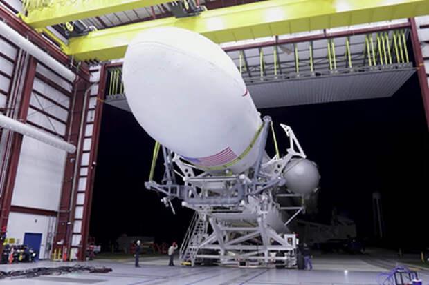 SpaceX создала самый тяговооруженный двигатель в мире