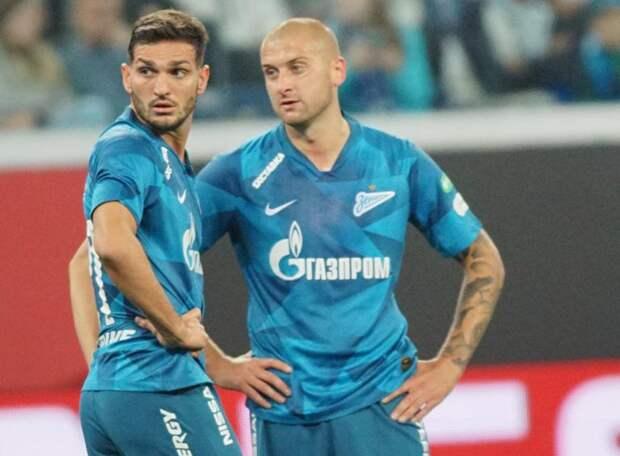 Защитник «Зенита» включен в топ-50 самых титулованных игроков 21 века