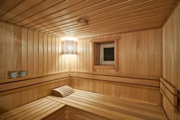 Как сделать деревянные полки в бане