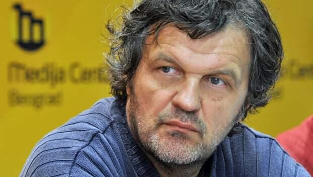Режиссер Кустурица привился российской вакциной «Спутник V»
