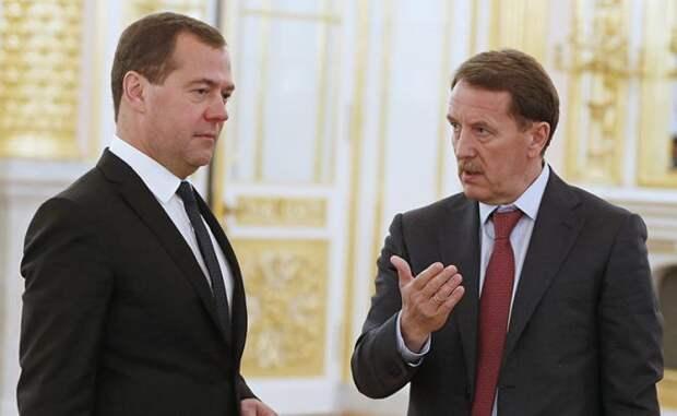 Российский АПК: Гордеев задвигает разбогатевшего Ткачева