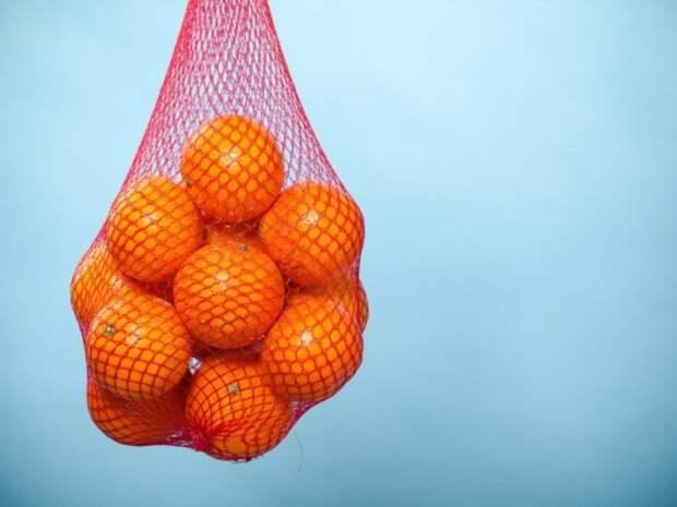 Красная сетка для апельсинов: маркетинговый ход или практическое назначение?