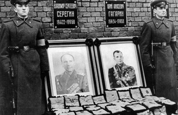 Похороны Юрия Гагарина: что говорили очевидцы