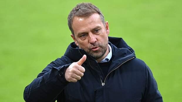 DFB подтвердил, что начнет переговоры с Фликом о назначении на пост главного тренера сборной Германии