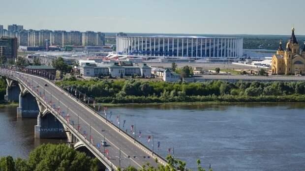 Чкаловская лестница открылась после реконструкции в Нижнем Новгороде