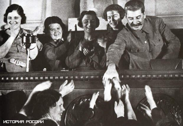 Сталин и театр