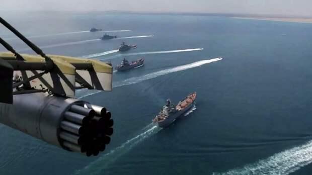 Эксперт прокомментировал сообщения о заходе украинского корабля в зону российских учений