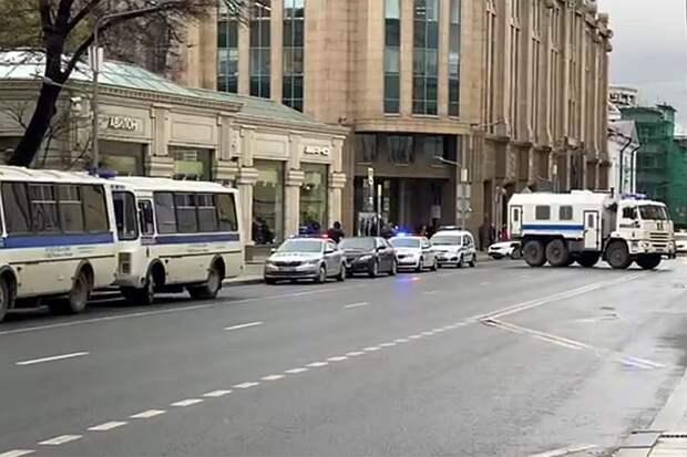 Московское метро 21 апреля работает в штатном режиме