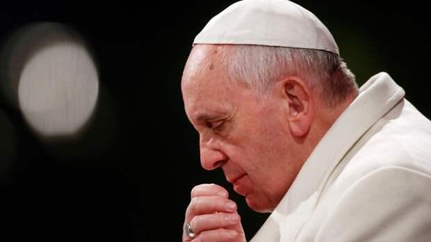 Папа Римский: люди должны готовиться к худшему