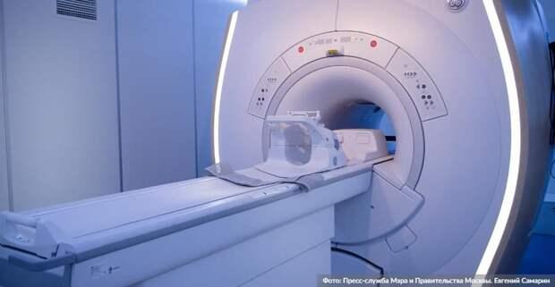 Обновление медоборудования в Москве позволит увеличить число цифровых исследований до 10 млн. Фото: Е.Самарин, mos.ru